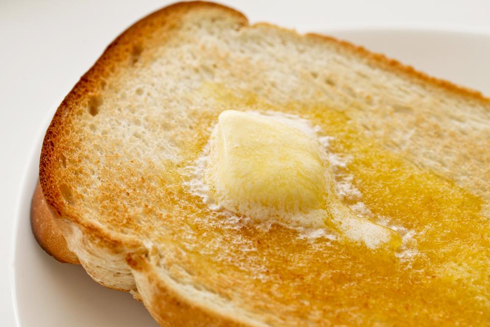 pao com manteiga